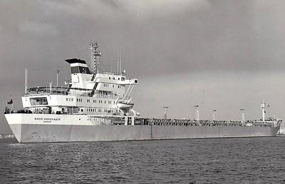 1972 to 1993 - NIKO NIKOLADZE - Bulk Carrier - 20317GRT/32404DWT - 198/7 x 24.5 - 1972 Stocznia im A Warskiego, Szczecin, No.B447-2/12 - 1993 NIKO K, 1999 MILOS IX, 2001 BONGA, 2002 RONGA - 29/06/07 sinking off Mul Dwarka, run aground, total loss.