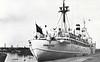 1949 to 1996 - EKVATOR - Merchant Navy Training Ship - 3221GRT - 98.1 x 13.3 - 1935 Schiffs Neptun, Rostock, No.458 as CATANIA (1935-45) - EMPIRE NEATH (1945-46), MERIDIAN (1946-49) - 1949 converted from Cargo to Training Ship, 1981 hulked, 10/96 broken up at Aliaga.