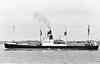 1957 to 1972 - USTKA - Cargo - 1109GRT/1220DWT - 68.7 x 9.9 - 1938 Stettiner Oderwerke, No.799 as RUHR (!938-57) - 01/72 broken up in Bilbao.