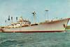 1957 to 1981 - FLORIAN CEYNOWA - Cargo - 6784GRT/10273DWT - 154.0 x 19.4 - 1957 Stocznia im Gdanska Lenina, No.B54/05 - 1981 PRESIDENT OSMENA, 1983 LUCKY 14 - 06/83 broken up at Gadani Beach.