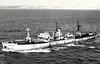 1943 to 1971 - BIALYSTOK - Cargo - 7174GRT/10490DWT - 134.6 x 17.4 - 1942 Todd-Bath Shipbuilders, Portland, No.7 as OCEAN HOPE (1942-43) - 11/71 broken up in Bilbao.