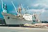 1962 to 1981 - MATKO LAGINJA - IMO5229132 - Cargo - 2308GRT/2954DWT - 106.2 x 14.3 - 1962 Brodogradiliste Titovo, Kraljevica, No.367 - 1981 CER AMITY - 06/84 broken up at Split - seen here in Alexandra Dock, Hull, in 1970.