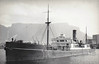 1924 to 1934 - JUGOSLAVIJA - Cargo - 5197GRT - 125.0 x 15.0 - 1901 Charles Connell & Co., Scotstoun, No.262 as INDRASAMHA (1901-16) - EURYDAMAS (1916-24) - 05/34 broken up at Savona.