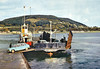 KESSOCK FERRY JOINT COMMITTEE - 1967 to 1982 - ROSEHAUGH - Pass/RoRo - 65GRT - 30.0 x 8.0 - 1967 Berwick Shipyard - 8 cars and passengers - North Kessock/Black Isle - 1982 transferred to Corran Narrows Service, Loch Linnhe - 2001 withdrawn, converted to oil rig support vessel at Invergordon - posted August 11th, 1971.