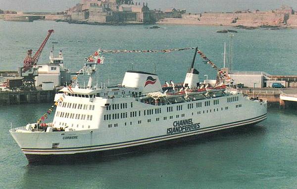 british channel islands ferries weymouth transportsofdelight