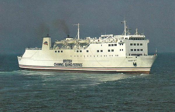 BRITISH CHANNEL ISLANDS FERRIES, Weymouth