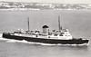 1949 to 1975 - MAID OF ORLEANS - Passenger - 3777GRT/575DWT - 104.1 x 15.9 - 1949 W Denny & Bros., Dumbarton, No.1414 - 1622 passengers - new to Folkestone/Boulogne service - 11/75 broken up at San Esteban de Pravia.