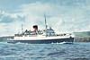 1948 to 1972 - ST PATRICK - Passenger - 3482GRT/459DWT - 98.0 x 15.4 - 1948 Cammell Laird & Co., Birkenhead, No.1183 - Weymouth/Channel Islands (summer), Holyhead (winter) - 1972 THERMOPYLAE. 1973 AGAPITOS I - 1979 broken up at Piraeus.