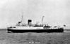 1947 to 1970 - ST DAVID - Passenger - 3352GRT/607DWT - 97.9 x 15.4 - 1947 Cammell Laird & Co., Birkenhead, No.1182 - 353 passengers - Fishguard/Rosslare service - 1964 converted to carry 50 cars through side doors - 1970 HOLYHEAD - 1979 broken up in Greece.