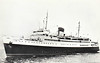 1947 to 1974 - FALAISE - Passenger - 3710GRT/620DWT - 94.6 x 15.1 - 1947 W Denny & Bros., Dumbarton, No.1400 - 940 passengers - Southampton/St Malo service - 1964 converted to RoRo, transferred to Newhaven/Dieppe service - 12/74 broken up at Bilbao.