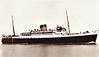 1935 to 1963 - DUKE OF YORK - Passenger - 3743GRT - 103.4 x 15.9 - 1935 Harland & Wolff, Belfast, No.951 - new to LMSR Hetysham/Belfast service - 380 passengers - 1942-45 requisitioned as HMS DUKE OF WELLINGTON, convetred to LSI(H) for 250 troops, 10 landing craft, 08/42 Dieppe, 06/44 Normandy landings, 1947 returned to LMSR, 1948 to Harwich/Hook of Holland service, 05/51 rebuilt with single funnel, 520 passengers, 06/05/53 in collision with HAITI VICTORY, 8 dead, bows sliced off - 1963 YORK, 1963 FANTASIA - 12/75 broken up at Piraeus.