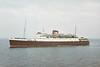 1949 to 1976 - HIBERNIA - Passenger - 4972GRT/802DWT - 121.0 x 17.1 - 1949 Harland & Wolff, Belfast, No.1367 - 2000 passengers - Holyhead/Dun Laoghaire service - 1976 EXPRESS APOLLON - 12/80 broken up at Bombay.