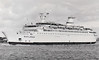 1973 to 1989 - GOTLAND - Pass/Roro - 6643GRT/1473DWT - 123.9 x 20.9 - 1973 Brodogradiliste Lozovina Mosor, Trogir, No.164 - 1988 chartered by Brittany Ferries for Portsmouth /Caen service, 1989 CORSICA VICTORIA (ITA), 1990 lengthened to 146.6, 13085GRT - still trading - seen here in 07/88.