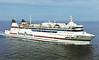 1999 to DATE - BARFLEUR - Pass/RoRo - 20133GRT/5175DWT - 157.7 x 23.3 - 1999 Kvaerner Masa Shipyards, Helsinki, No.485 - 1212 passengers, 304 cars or 66 lorries - 2012 DEAL SEAWAYS (short charter) - still trading.