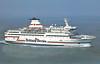 1989 to DATE - BRETAGNE - Pass/RoRo - 25015GRT/3249DWT - 151.2 x 29.3 - 1989 Chantiers de l'Atlantique, St Nazaire, No.D29 - still trading.