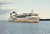 1999 to DATE - BARFLEUR - Pass/RoRo - 20133GRT/5175DWT - 157.7 x 23.3 - 1999 Kvaerner Masa Shipyards, Helsinki, No.485 - 2012 DEAL SEAWAYS (short charter) - still trading.