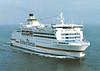 1992 to DATE - NORMANDIE - Pass/RoRo - 27541GRT/5229DWT - 161.4 x 26.0 - 1992 Kvaerner Masa Shipyard, Turku, No.1315 - 760 passengers, up to 600 cars - still trading.