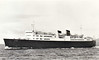 Belfast SS Co. - 1967 to 1973 - LION - Pass/RoRo - 3333GRT/933DWT - 111.1 X 17.8 - 1967 Cammell Laird & Co., Birkenhead, No.1326 - Ardrossan/Belfast service - 1973 Belfast SS Co. taken over by P&O, name unchanged -1985 BARONESS M, 1987 PORTELET, 1988 BARONESS M, 2001 ADINDA LESTARI 101 - 03/04 broken up at Chittagong.
