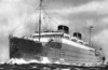 Belfast SS Co. - 1930 to 1950 - ULSTER PRINCE - Passenger - 3791GRT/901DWT - 105.5 x 14.1 - 1930 Harland & Wolff, Belfast, No.697 - new to Liverpool/Belfast service - 1940 to Royal Navy as Stores Carrier, 25/04/41 stranded off Nauplia and destroyed by German a/c.