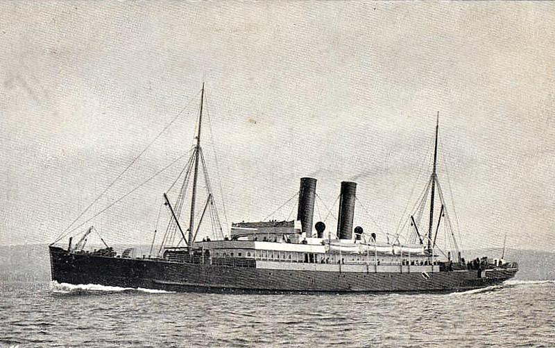 Belfast SS Co. - 1893 to 1919 - MAGIC - Passenger - 1630GRT - 94.9 x 11.7 - 1893 Harland & Wolff, Belfast, No.271 - 1919 CLASSIC, 1925 KILLARNEY, 1947 ATTIKI, 1948 ADRIAS - 10/51 wrecked on Falconera Island.