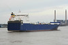2002 to DATE - CATHERINE - Cargo/RoRo - 21287GRT/13320DWT - 182.2 x 25.9 - 2002 Zhonghua Shipyard, Shanghai, No.419 as ROMIRA (2002) - 182.2 x 25.9 - Tilbury, outward bound from Purfleet for Zeebrugge, 28/04/13.