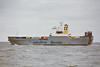 1979 to 1998 - BELVAUX (Panama) - IMO7710898 - Cargo/RoRo - 3506GRT/5064DWT - 116.7 x 18.9 - 1979 Cockerill Shipyards, Hoboken, No.889 - 1998 CARIB STAR, 2002 SEA EAGLE, 2004 SEA DIAMOND - 08/06 broken up at Gadani Beach - seen here 06/95.