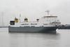 2000 to DATE - CELANDINE - Roro Cargo - 23987GRT/9415DWT - 162.5 x 25.6 - 2000 Kawasaki Zosensho, Sakaide, No.1490 - outbound for Zeebrugge from Purfleet, 21/10/09.