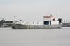 1992 to DATE - CYMBELINE - Roro Cargo - 11866GRT/7000DWT - 147.0 x 21.0 - 1992 Dalian Shipyard, China, No.R70/4 - inward bound for Purfleet from Zeebrugge, 20/10/09.