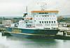 1999 to DATE - COMMODORE CLIPPER - Pass/RoRo - 14000GRT/4504DWT - 129.1 x 23.4 - 1999 Scheeps Van der Giessen de Noord, Krimpen-am-der-Ijssel, No.975 - Portsmouth/Channel Islands service - still trading.