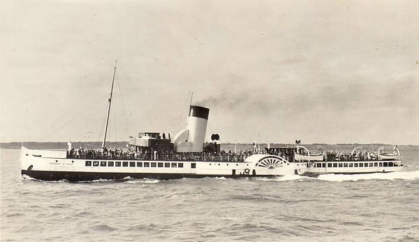 COSENS & CO., Weymouth.
