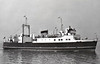 CMB - 1954 to 1979 - COWAL - Pass/RoRo - 569GRT/149DWT - 56.6 x 11.1 - 1954 Ailsa Shipbuilding co., Troon, No.480 - 650 passengers/26 cars or 47 cattle - new to Gourock/Rothesay service - 1972 rebuilt with open after deck, 1979 MEDITERRANEAN STAR - 12/83 broken up in Greece.