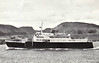 CMB - 1964 to 1989 - COLUMBA - Pass/RoRo - 2104GRT/240DWT - 71.6 x 14.1 - 1964 Hall Russell & Co., Aberdeen, No.912 - 400 passengers, 50 cars - new to Oban/Mull/Lochaline service - 1989 converted to passenger cruise ship, renamed HEBRIDEAN PRINCESS (GBR) - still trading.