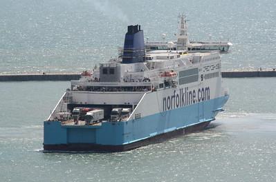 DFDS SEAWAYS.