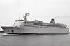 1982 to 1998 - SAINT KILLIAN II - Pass/RoRo - 10256GRT/2676DWT - 156.9 x 19.5 - 1973 Brodogradiliste Titovo, Kraljevica, No.400 as STENA SCANDINAVICA (1973-78) - SAINT KILLIAN (1978-82) - 1998 MEDINA STAR, 2002 EGNATIA III - 10/07 broken up at Alang.