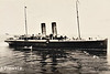 1891 to 1933 - TYNWALD - Passenger - 937GRT - 80.8 x 10.4 - 1891 Fairfield Shipbuilding & Engineering Co., Govan, No.356 - 1933 WESTERN ISLES, 1941 EASTERN ISLES - 1952 broke up at La Spezia.