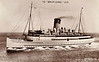 1927 to 1965 - BEN-MY-CHREE - Passenger - 2586GRT - 108.2 x 14.1 - 1927 Cammell Laird & Co., Birkenhead, No.926 - 1965 BEN-MY-CHREE II - 12/65 broken up at Bruges.