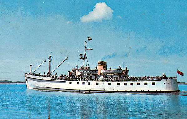 ISLES OF SCILLY STEAMSHIP CO., Penzance.