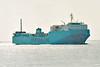 1996 to 2010 - MAERSK IMPORTER - Cargo/RoRo - 13017GRT/5700DWT - 142.5 x 23.5 - 1996 Miho Zosensho. Shimizu, No.1460 - 2010 HIBERNIA SEAWAYS, 2011 STENA HIBERNIA (NLD) - still trading - Felixstowe, inward bound from Vlaardingen, 12/09/07.