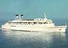 1971 to 1975 - EAGLE - Pass/RoRo - 11609GRT/2085DWT - 142.1 x 21.9 - 1971 Chantiers Dubigeon Normandie, Prairie au Duc, No.123 - 1975 AZUR, 1987 converted to Passenger Cruise Ship, renamed THE AZUR, 2004 ELOISE, 2004 ROYAL IRIS (PAN) - still trading.