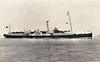 1891 to 1955 - RAVENSWOOD - Passenger - 391GRT - 65.5 x 7.3 - 1891 McKnight & Co., Ayr - 05/15 to Royal Navy as Minesweeper, 03/19 returned to owners, 11/42 to Royal Navy as AA Ship (3x20mm, 5MG), 09/43 Base Ship, renamed RINGTAIL, 1946 returned to owners - 10/55 broken up at Newport - seen here before 1939.