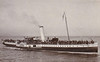 1897 to 1915 - BRIGHTON QUEEN - Passenger - 603GRT - 73.3 x 8.6 - 1897 Clydebank Shipbuilding & Engineering Co., No.306 - 09/14 to Royal Navy as Minesweeper, 06/10/15 sunk by mine off Nieuport - posted June 5th, 1914.