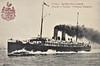 1905 to 1933 - PRINCESSE ELISABETH - Passenger - 1747GRT - 108.8 x 12.2 - 1905 Societe Cockerill, Hoboken, No.443 - 1933 broken up.