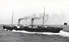 1893 to 1914 - MARIE HENRIETTE - Passenger - 1451GRT - 103.6 x 11.6 - 1893 Cockerill Shipyards, Hoboken, No.321 - 21/10/14 wrecked Les Equets Shoals, Barfleur.