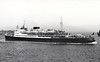 1937 to 1970 - PRINS ALBERT - Passenger - 2938GRT - 108.8 x 15.0 - 1937 Cockerill Shipyards, Hoboken, No.651 - 06/70 broken up at Ghent - fastest diesel-engine vessel in the world at time of building.