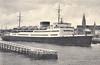 1948 to 1973 - PRINCE PHILIPPE - Passenger - 3364GRT/456DWT - 113.5 x 14.0 - 1948 Cockerill Shipyards, Hoboken, No.727 - 1973 STROMMA REX - 02/09/73 fire & explosion off Mariehamn, 10/73 broken up at Ystad.