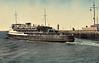 1934 to 1964 - PRINCE BAUDOUIN - Passenger - 3050GRT - 108.8 x 15.0 - 1934 Cockerill Shipyards, Hoboken, No.650 - 1964 hulked, 12/67 broken up at Ghent.