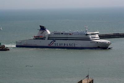 SEAFRANCE SA, Calais.