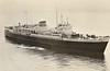 1939 to 1968 - KONINGIN EMMA - Passenger - 4135GRT/850DWT - 115.8 x 14.4 - 1939 Royal Schelde Dockyard, Vlissingen, No.209 - 1800 passengers - 1940-46 requisitioned as QUEEN EMMA, Landing Ship - 12/68 broken up at Antwerp.