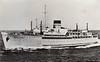 1939 to 1968 - PRINSES BEATRIX - Passenger - 4135GRT/850DWT - 115.8 x 14.4 - 1939 Royal Schelde Shipyard, Vlissingen, No.210 - 1800 passengers - 12/68 broken up at Antwerp.