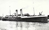 GER - 1920 to 1940 - BRUGES - Passenger - 2949GRT - 98.0 x 13.1 - 1920 John Brown & Co., Clydebank, No.494 - 1680 passengers, 363 in berths - Harwich/Antwerp night service - 11/06/40 bombed and sunk by German a/c off Le Havre.